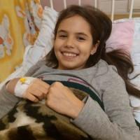 Campanie umanitara fulger: Alaturi de Daria!