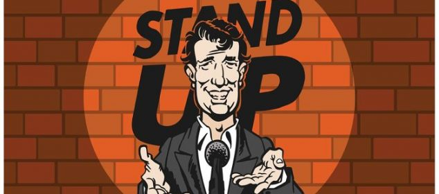 free-vector-stand-up-comedian