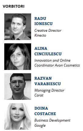 Blogger oficial la Digital Marketing Forum 2013