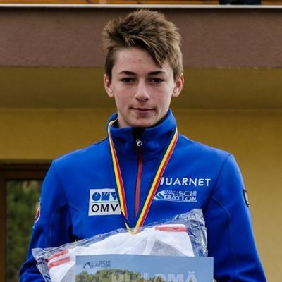 """Iulian Pitea: """"Cand o sa fiu mai mare, vreau sa imi creez un nume in sport"""""""