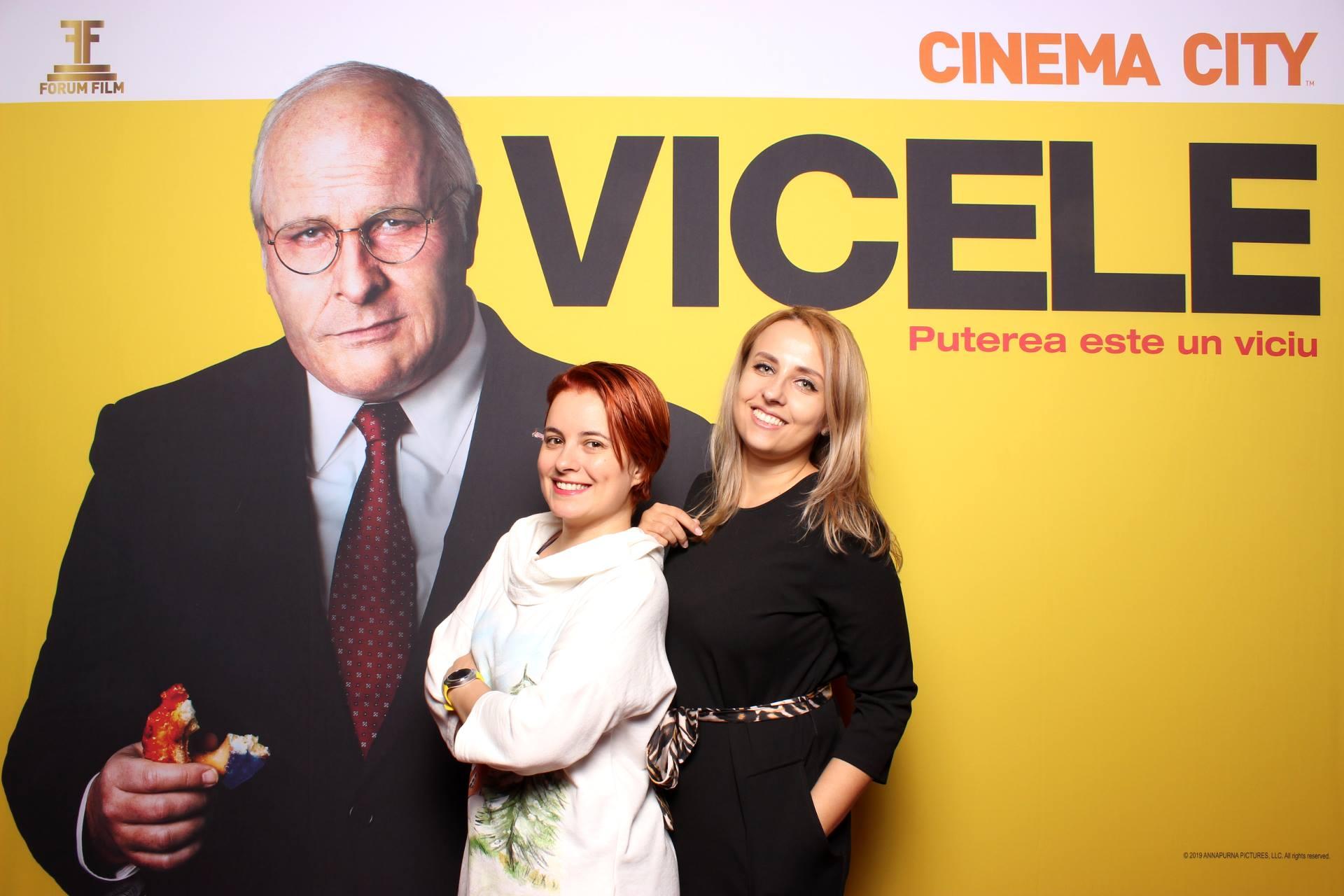 """""""Vice"""" este un film pe care fie îl iubești, fie îl urăști"""