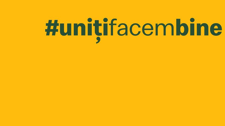 #unițifacembine alături de clienți, colegi, parteneri și comunități